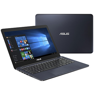 "ASUS EeeBook E402SA-FR218T Bleu Intel Pentium N3700 4 Go SSD 128 Go 14"" Full LED HD Wi-Fi N/Bluetooth Webcam Windows 10 Famille 64 bits (garantie constructeur 2 ans)"
