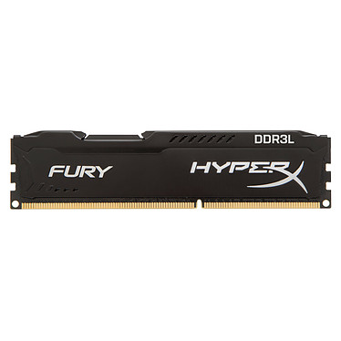 HyperX Fury 8 Go DDR3L 1600 MHz CL10 RAM DDR3L PC12800 - HX316LC10FB/8