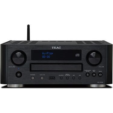 Teac CR-H700 Noir Mini-chaîne CD MP3 USB réseau Wi-Fi DLNA AirPlay avec contrôle iOS et Android (sans haut-parleurs)