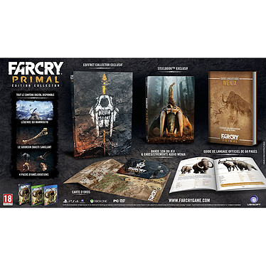 Far Cry : Primal - Edition Collector (PC)