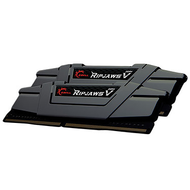 G.Skill RipJaws 5 Series Gris 16 Go (2x 8 Go) DDR4 3000 MHz CL15