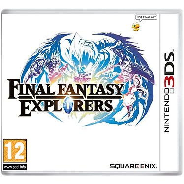 Final Fantasy: Exploradores (Nintendo 3DS)