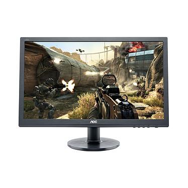 """AOC 24"""" LED - g2460Fq 1920 x 1080 pixels - 1 ms (gris à gris) - Format large 16/9 - HDMI - 144 Hz - Noir"""
