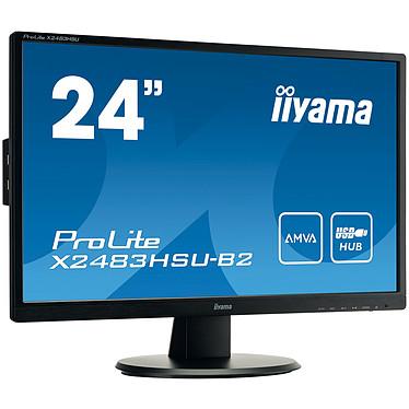 "iiyama 24"" LED - ProLite X2483HSU-B2"