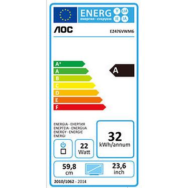 "AOC 21.5"" LED - e2276vwm6 pas cher"