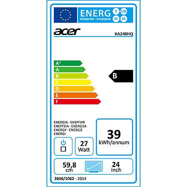 "Acer 23.6"" LED - KA240HQBbid a bajo precio"