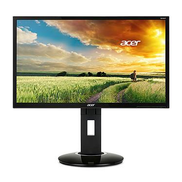 """Acer 24"""" LED - CB240HYBMIDR 1920 x 1080 pixels - 6 ms - Format 16/9 - Dalle IPS - Pivot - VGA/HDMI/DVI - Noir (Garantie constructeur 3 ans)"""