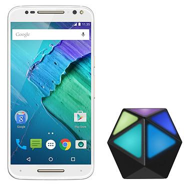 Motorola Moto X Style 32 Go Blanc + Moto Stream OFFERT !