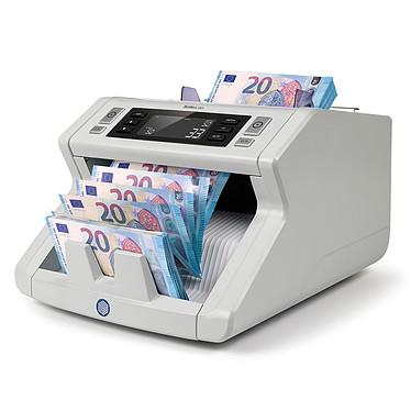 Safescan 2210 Compteuse de billets et détection des faux billets par UV