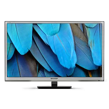"""Sharp LC-22CFE4000S Téléviseur LED Full HD 22"""" (56 cm) - 1920 x 1080 pixels - TNT et Câble HD - HDTV 1080p - USB - 100 Hz"""