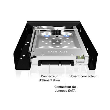 Acheter ICY BOX IB-2217aStS