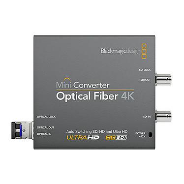 Blackmagic Design Mini Converter Optical Fiber 4K