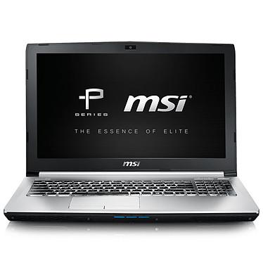"MSI PE60 6QE-414FR Intel Core i7-6700HQ 8 Go SSD 128 Go + HDD 1 To 15.6"" LED Full HD NVIDIA GeForce GTX 960M Graveur DVD Wi-Fi AC/Bluetooth Webcam Windows 10 Famille 64 bits (garantie constructeur 2 ans)"