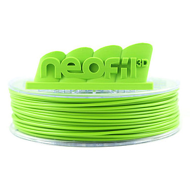 Neofil3D Bobine M-ABS 1.75mm 750g - Vert pomme Bobine 1.75mm pour imprimante 3D
