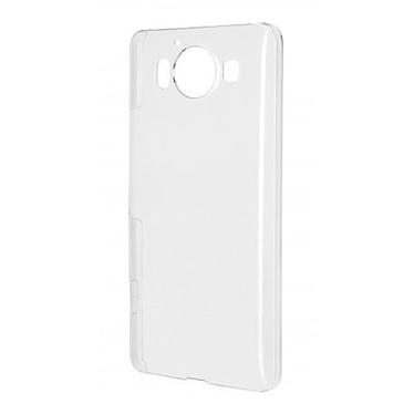 Avis xqisit Coque iPlate Glossy Transparent Microsoft Lumia 950