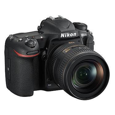 Avis Nikon D500