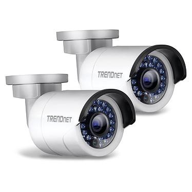 Acheter TRENDnet TV-IP320PI2K + TRENDnet TPE-S44