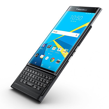 Avis BlackBerry PRIV AZERTY Noir