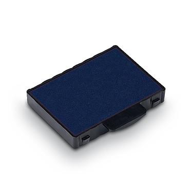 Trodat Cassette d'encrage Bleue 6/50 Cassette d'encrage bleue pour Printy 4022/4030/4200/4250/4430/4431/4435/4546/5030/5200/5430/5431/5435/5546
