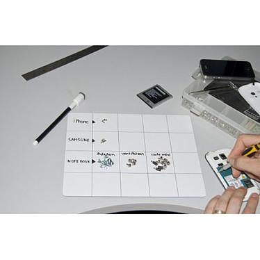 Opiniones sobre Tablero organizador magnético