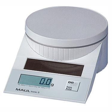 Maul MAULtronic S Balance et pèse lettre solaire - 5000 grammes
