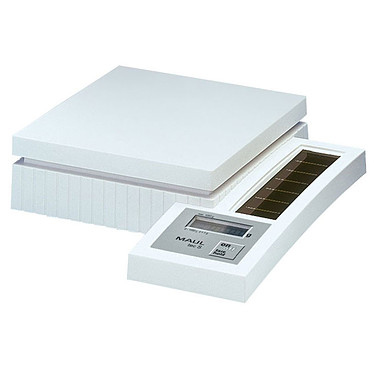 Maul MAULtec S Balance et pèse lettre solaire - 2000 grammes