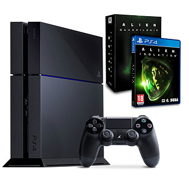 Sony PlayStation 4 Alien Saga (1 To)