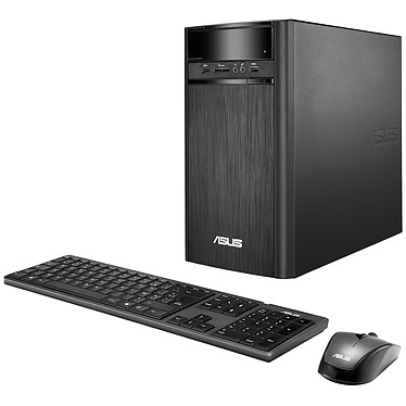 ASUS K31CD-FR019T Intel Core i5-6400 4 Go 1 To NVIDIA GeForce GT 720 Graveur DVD Wi-Fi AC/Bluetooth Windows 10 Famille 64 bits