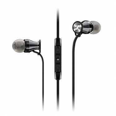 Sennheiser Momentum In-ear I Noir Chrome