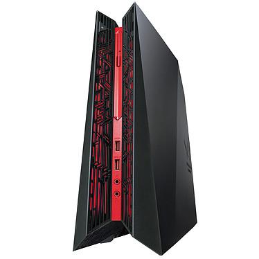 ASUS ROG G20CI-FR030T Intel Core i7-7700 16 Go SSD 256 Go + HDD 1 To NVIDIA GeForce GTX 1060 Graveur DVD Wi-Fi AC/Bluetooth Windows 10 Famille 64 bits (sans écran)