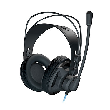 ROCCAT Renga Casque-micro pour gamer (compatible PC / Mac / PS4 / Xbox One* / Wii U* / tablettes / smartphones)