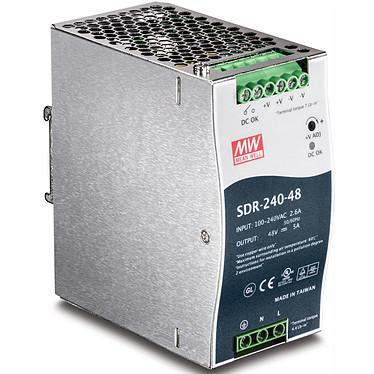 TRENDnet TI-S24048 Fuente de alimentación carril DIN, salida simple 240 W