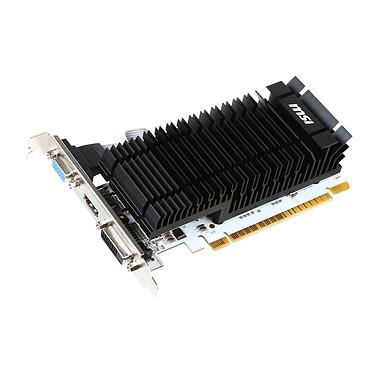 Opiniones sobre MSI GeForce GT 730 N730K-2GD3H/LP