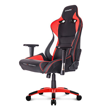 Avis AKRacing ProX Gaming Chair (rouge)