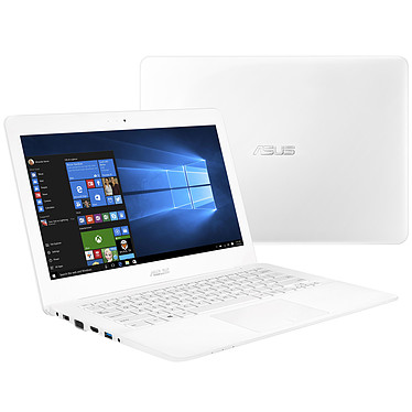 "ASUS R301UA-FN031T Blanc Intel Core i5-6200U 4 Go 1 To 13.3"" LED HD Wi-Fi N/Bluetooth Webcam Windows 10 Famille 64 bits (garantie constructeur 2 ans)"