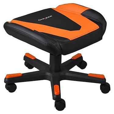 DXRacer Footrest (orange) Repose-pieds à roulettes