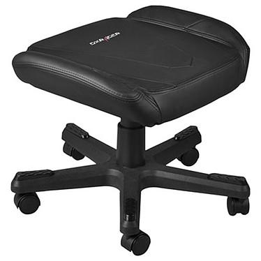 DXRacer Footrest (noir) Repose-pieds à roulettes