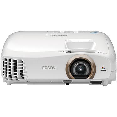 Epson EH-TW5350 Vidéoprojecteur 3LCD Full HD 1080p 3D Ready 2200 Lumens HDMI MHL Miracast Wi-Fi (garantie constructeur 2 ans/lampe 3 ans)
