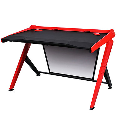 DXRacer Gaming Desk (rouge)