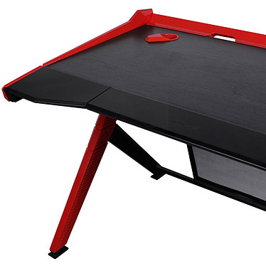 Acheter DXRacer Gaming Desk (rouge)