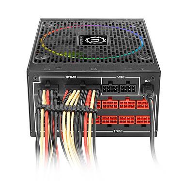 Thermaltake Toughpower DPS G RGB 1250W Titanium pas cher