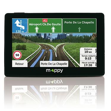 """Mappy ultiX565 Truck Europe GPS spécial camion 44 pays d'Europe Ecran 5"""" avec mise à jour à vie"""
