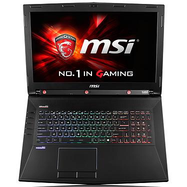 Acheter MSI GT72S 6QE-857FR Dominator Pro G 4K Tobii