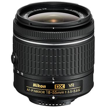 Nikon D5300 + AF-P 18-55MM F/3.5-5.6G VR a bajo precio
