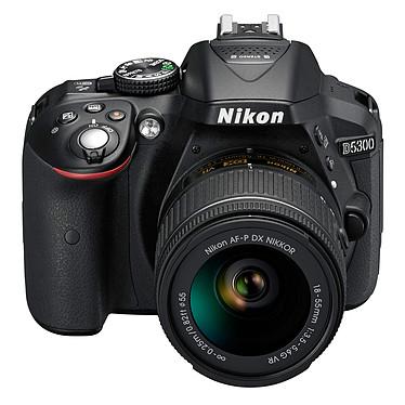 Opiniones sobre Nikon D5300 + AF-P 18-55MM F/3.5-5.6G VR