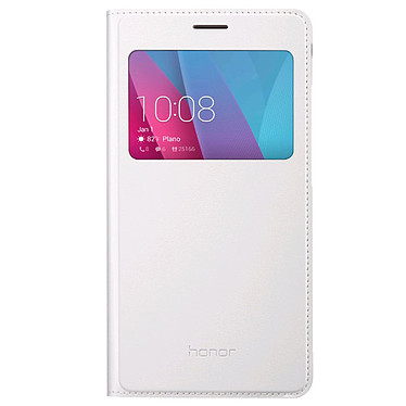 Honor View Flip Cover Blanc Honor 5X