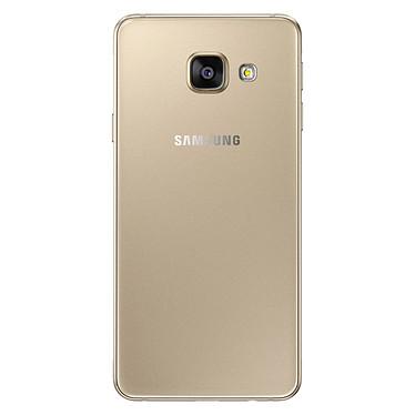 Samsung Galaxy A3 2016 Or + microSDHC 32 Go pas cher