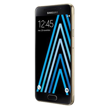 Avis Samsung Galaxy A3 2016 Or + microSDHC 32 Go