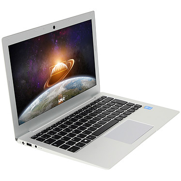 "LDLC Saturne SK1-I5-8-S4-P10 Intel Core i5-6200U 8 Go SSD 480 Go 13.3"" LED Full HD Wi-Fi AC/Bluetooth Webcam Windows 10 Professionnel 64 bits"