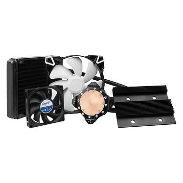 Arctic Accelero Hybrid III- 140 - Version AMD Radeon R9-290 Système de refroidissement Air/Liquide pour carte graphique